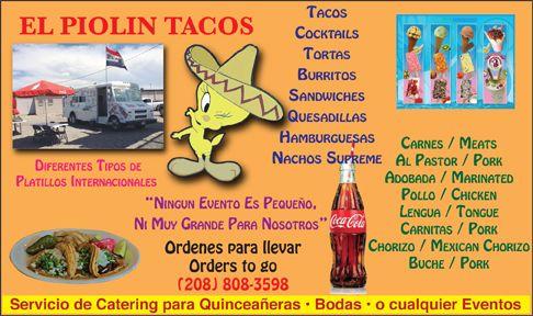El Piolin Tacos