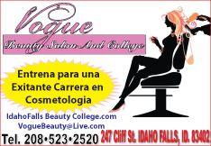 Vogue Beauty Salon & College