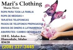 Mari's Clothing