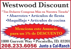 Westwood Discount