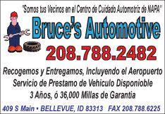 Bruce's Automotive