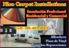 Nico Carpet Installations