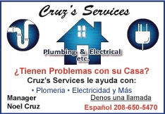 Cruz's Services