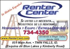 Renter Center