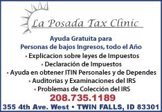 La Posada Tax Clinic