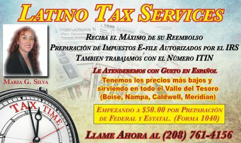 Latino Tax Services