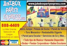 Jukebox Express