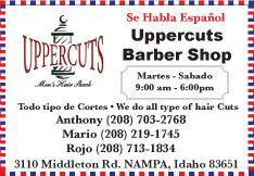 Uppercuts Barber Shop