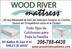 Wood River Mattress