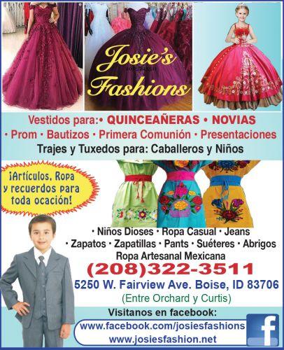 Josie's Fashions
