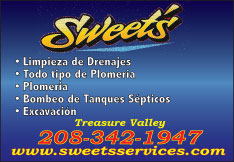 Sweet's Sewer & Drain Cleaning
