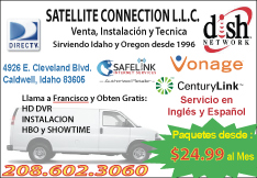 Satellite Connection, LLC.