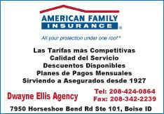 American Family Insurance / Ellis Agency