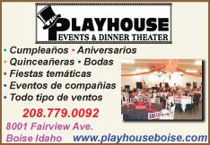 The Playhouse Events & Dinner Theatre