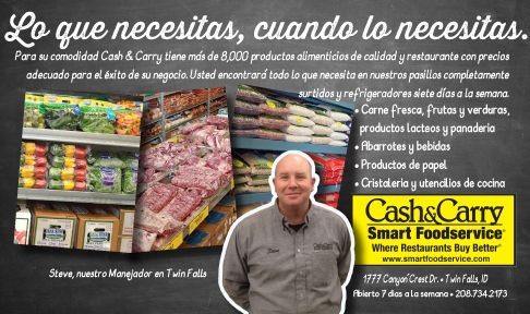 Cash & Carry Smart Foodservice