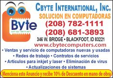 Cbyte International, Inc.