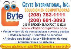 Cbyte International, Inc.