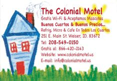 The Colonial Motel