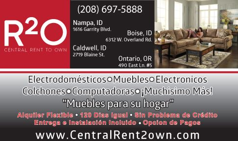 Central Rent to Own - R2O