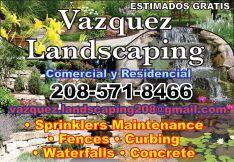 Vazquez Landscaping