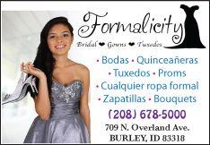 Formalicity
