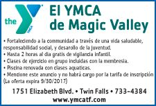 The YMCA de Magic Valley