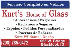 Kurt's House of Glass