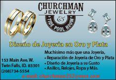 Churchman Jewelry