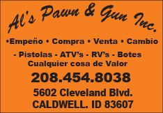 Al's Pawn & Guns Inc.