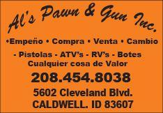 Al's Pawn & Guns Inc.