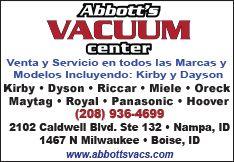 Abbott's Vacuum
