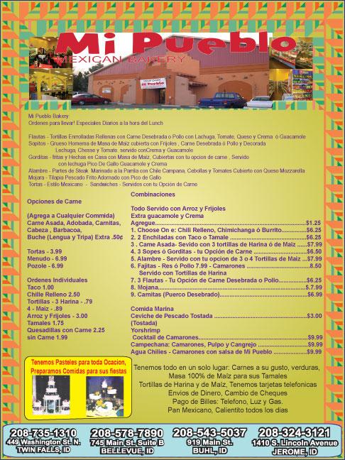 Mi Pueblo Mexican Bakery
