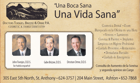 Toenjes, Brizzee & Orme P.A. Cosmetic & Family Dentistry