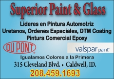 Superior Paint & Glass