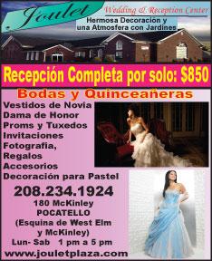 Joulet Wedding & Reception Center
