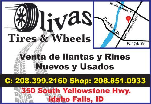 Olivas Tires & Wheels