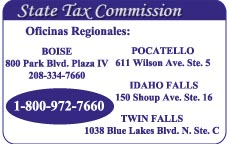 State Tax Commision