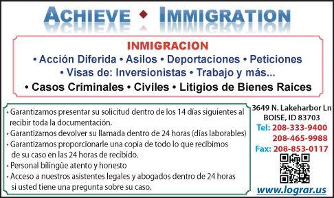 Achieve Immigration