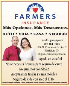 Farmers Insurance - David Lupien Agency