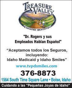 Treasure Valley Pediatric Dentistry