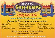 Idaho Fun-Jumps