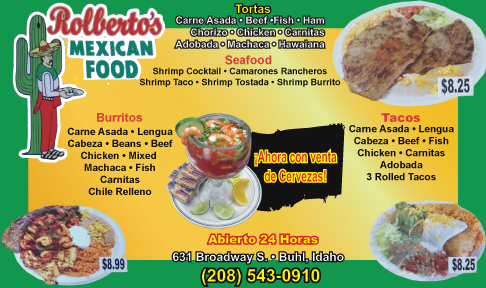 Rolberto's Mexican Food