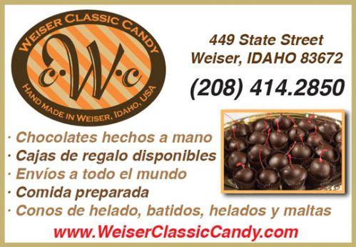 Weiser Candy