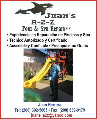 Juan's Pool and Spa Repair LLC