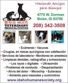 Idaho Humane Society - Veterinary