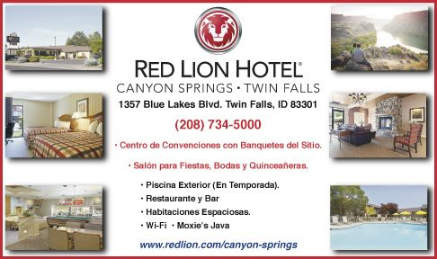 Red Lion Canyon Springs - Twin Falls