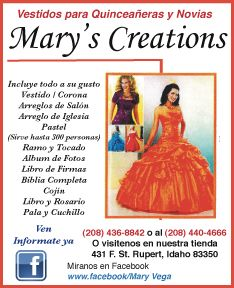 Mary's Creations