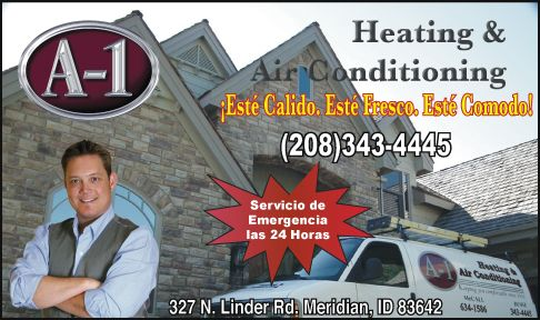 A 1 Heating and Air