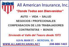 All American Insurance, Inc.