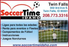 Soccer Time Idaho